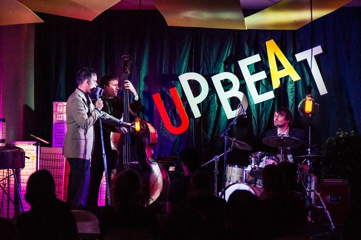Scat performing at Upbeat Jazz Venue, Easterfest 2014, Toowoomba, QLD, Australia - Zac Harney Photography