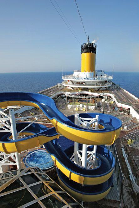 Cruiser Costa Magica
