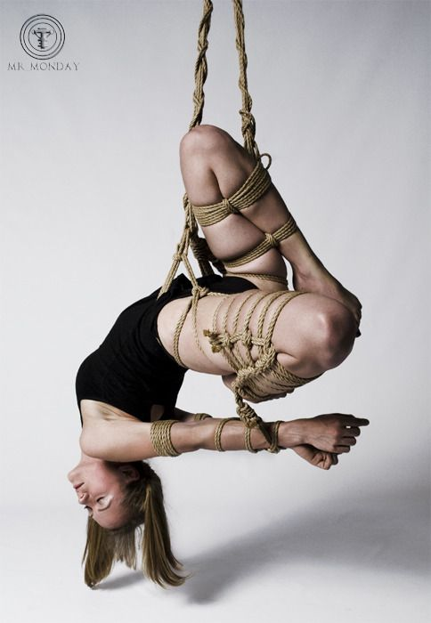 JRPPC 2013 Highlight | Rope, Photo & Entry by Mr_Monday | Model: Madalynn-Raye