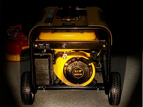 Home Generator 101: How to Power On When the Power Goes Out