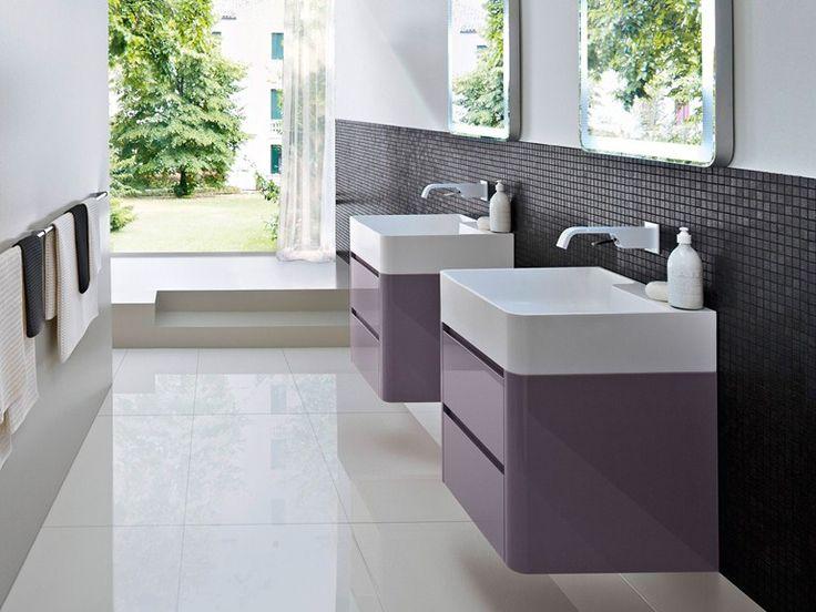 Oltre 25 fantastiche idee su cassetti del bagno su - Deumidificatore bagno parete ...