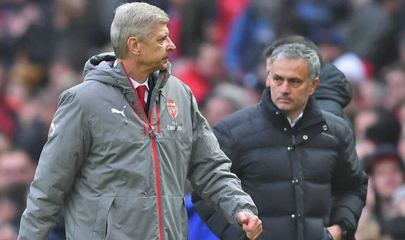 Man Utd boss Jose Mourinho hits out: Arsene Wenger gets easier treatment   via Arsenal FC - Latest news gossip and videos http://ift.tt/2n26gdi  Arsenal FC - Latest news gossip and videos IFTTT