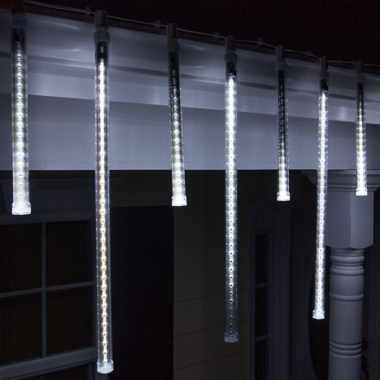 T8 Cool White Grand Cascade LED Light Tubes, E17 Base