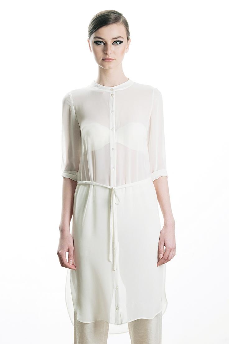 Long blouse, spring / summer 2013.  79€