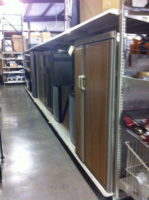 USED NORCOLD RV REFRIGERATOR N841 FOR SALE,   USED RV REFRIGERATORS FOR SALE, TESTED AND GUARANTEED