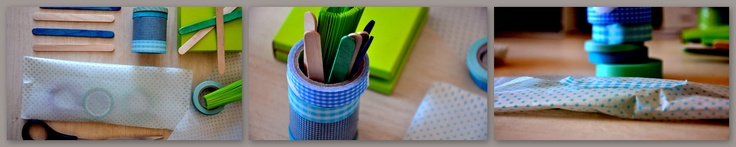 www.dekortapasz.hu my washi tape desk happy Friday