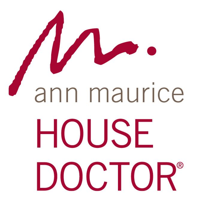 Brand identity for Ann Maurice House Doctor by Design Eleven.