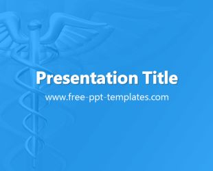 Medical PowerPoint Template is a blue template with appropriate background image which you can use to make an elegant and professional PPT presentation. This FREE PowerPoint template is perfect for all topics that are related to medicine.