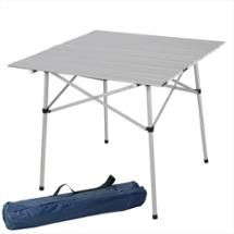 Aluminum Rolltop table on sale for $44.95 at Walmart.com