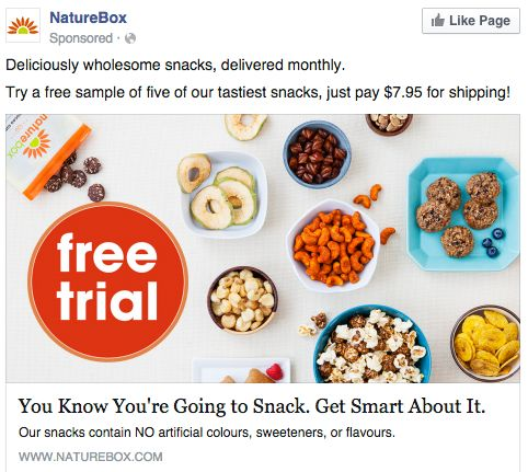 Some of the best Facebook ad examples for each type of Facebook ad -- and what makes them effective.