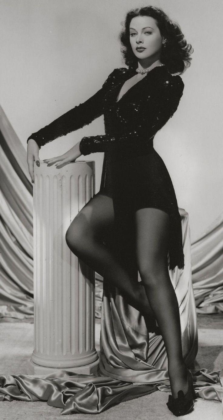 Retro | Vintage | Pin up — gatabella:   Hedy Lamarr