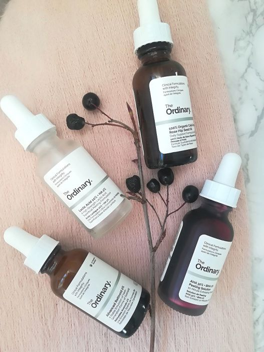The Ordinary Skincare hits & misses part 1