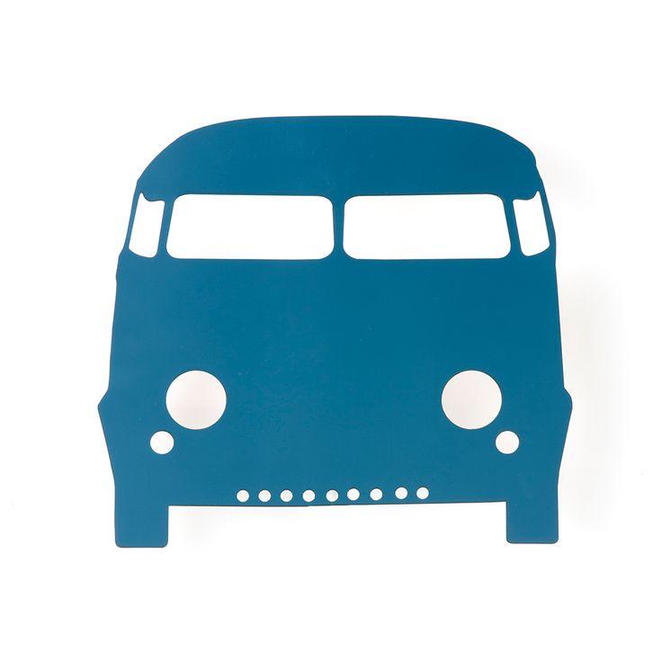 Car Vägglampa, Petrol, Ferm Living
