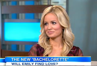 'Bachelorette' Emily Maynard Admits She Regrets Sending One Guy Home & Talks Brad Womack!