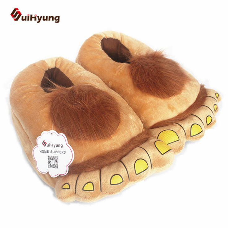 Furry Adventure Warm Slippers Fashion Big Hairy Unisex Savage Monster Hobbit Feet Plush Home Slippers Halloween Indoor shoes    / //  Price: $US $11.24 & FREE Shipping // /    Buy Now >>>https://www.mrtodaydeal.com/products/furry-adventure-warm-slippers-fashion-big-hairy-unisex-savage-monster-hobbit-feet-plush-home-slippers-halloween-indoor-shoes/    #MrTodayDeal.com