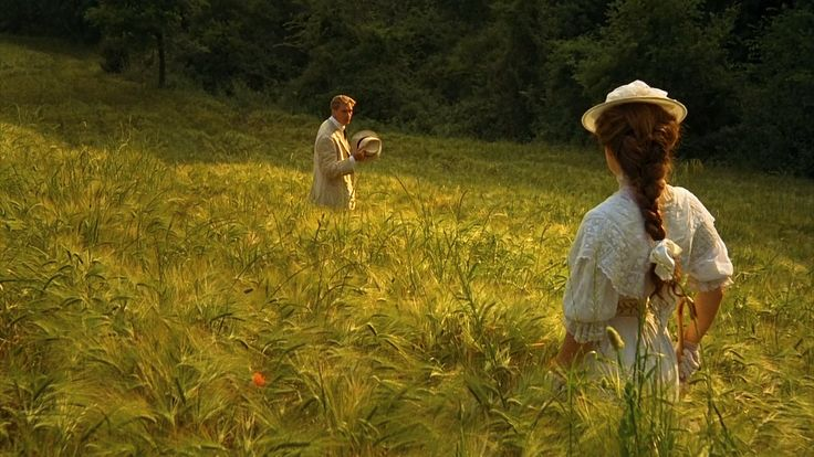 """""""A Room with a View."""" Fiesole, looking down to Florence, in the infamous field where George kissed Lucy."""