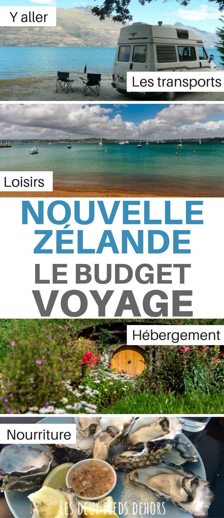 Vous partez en voyage en Nouvelle-Zélande. Je vous livre un guide complet pour évaluer son budget durant son voyage. Tout est passé en revue : billet d'avion, déplacement, activités, ferry, nourritures, etc. #voyage #océanie #nouvellezelande #nouvellezélande #auckland #budget #voyager #geyser #oceanie #tourdumonde