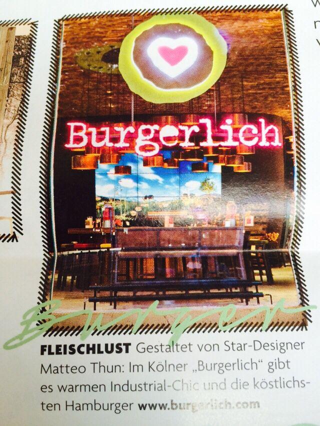 Köln Restaurant.