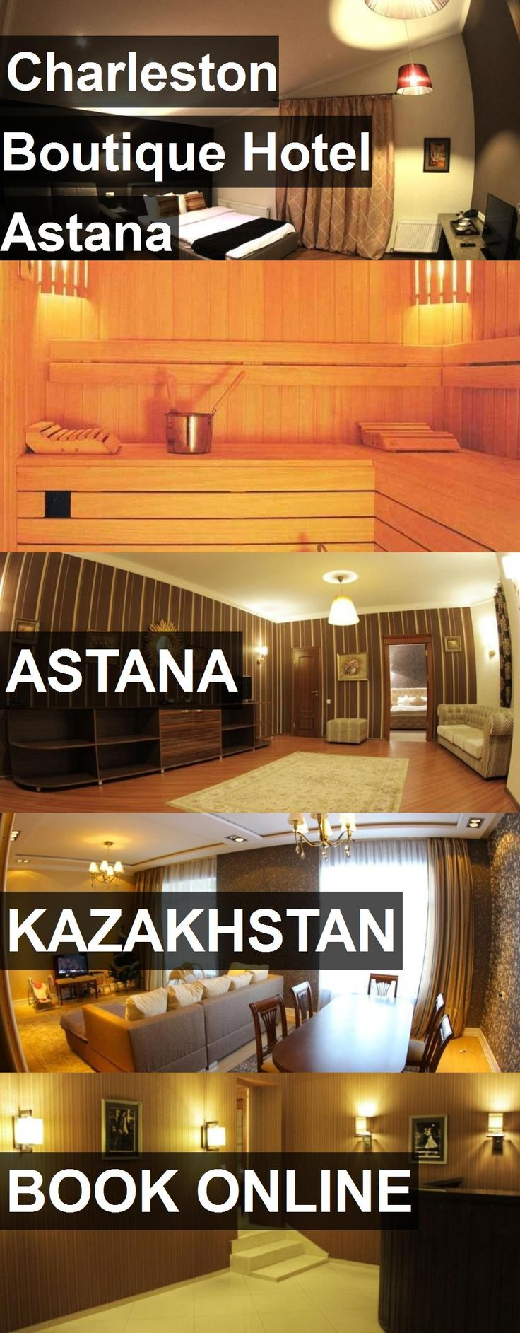 Charleston Boutique Hotel Astana in Astana, Kazakhstan. For more information, photos, reviews and best prices please follow the link. #Kazakhstan #Astana #travel #vacation #hotel