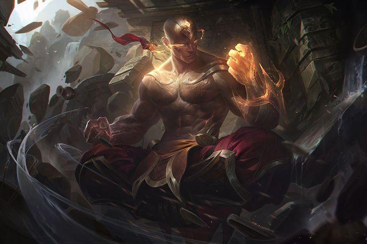 God Fist Lee Sin