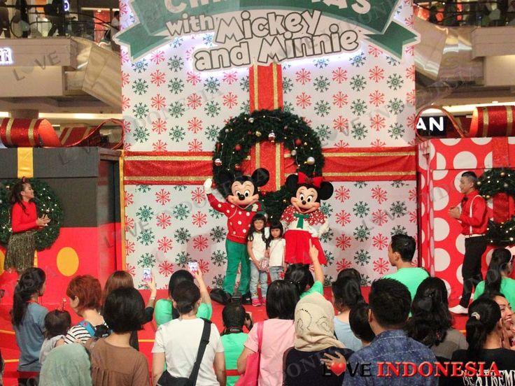 Menyambut kemeriahan liburan Natal dan Tahun Baru, Kota Kasablanka menghadirkan beragam aktivitas yang seru dengan acara Joy Christmas with Mickey and Minnie sampai mendapatkan kesempatan liburan gratis ke Tokyo.