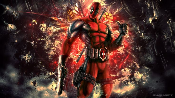 deadpool wallpaper  http://anime.riseable.club/2016/01/04/movies/deadpool-new-glimpses-of-the-antihero-and-his-girl-in-these-pictures/165/attachment/deadpool-wallpaper