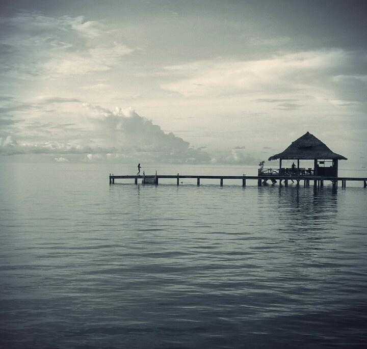 Sealine - Ora beach Moluccas