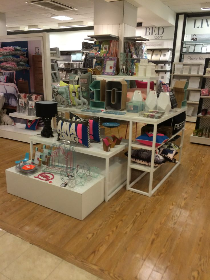 Bj S Store Layout Design And Visual Merchandising