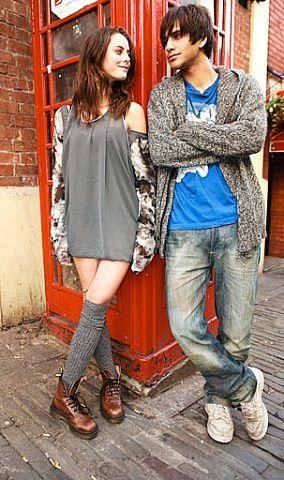 British CHIC: Как одеться в стиле Эффи Стонем