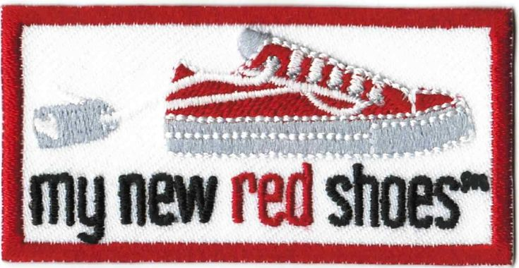 Girl Scouts can earn a My New Red Shoes participation patch by completing various service projects to help homeless and low income youth. #girlscouts