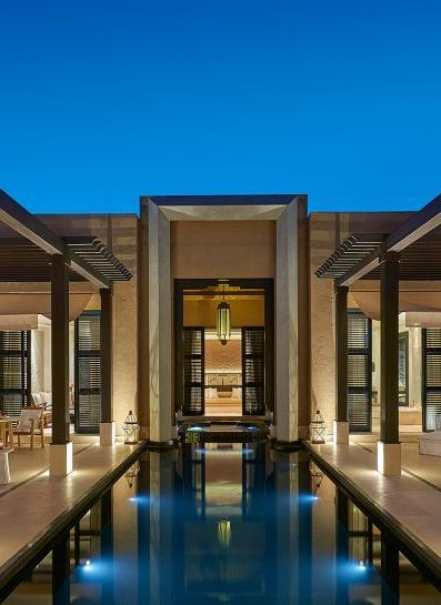The signature Mandarin Oriental experience is now part of Morocco and its beautiful landscape through the gorgeous Mandarin Oriental Marrakech, an oasis of luxury overlooking the inspiring Atlas Mountains.