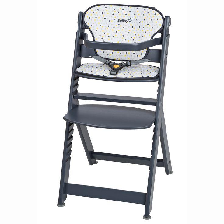 25 best ideas about chaise haute bois on pinterest for Chaise haute industrielle