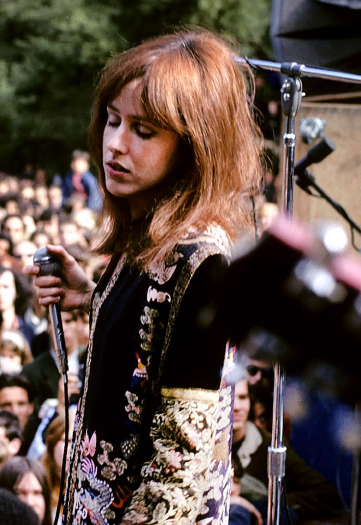 1971: Classic Rock's Classic Year Grace Slick, Jefferson Airplane