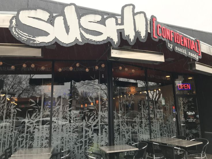 """Sushi Confidential in Campbell, California - Learn more about this Bay Area sushi spot by reading the FoodWaterShoes article, """"Home of the Flamin' Hot Cheetos Roll – Sushi Confidential in Campbell, California"""" - Food Foodie Foodies Sushi Ramen Silicon Valley San Francisco SF FoodPorn Lunch Dinner Restaurant Restaurants"""