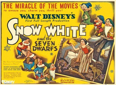 17 Best images about Snow White Film Posters on Pinterest ...