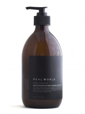 Real World NZ - Our products are honest, made by hand in NZ with none of the bad and more of the good. We're purveyors of salt of the earth products that people love.