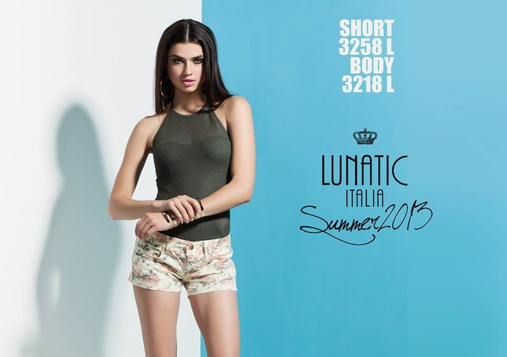 LUNATIC SUMMER COLLECTION 2013 FASHION WOMAN MADE IN ITALY