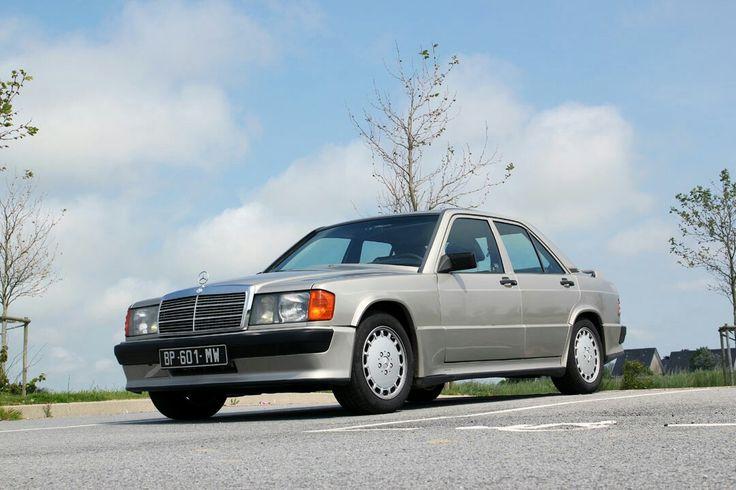 Mercedes-Benz W201_190E