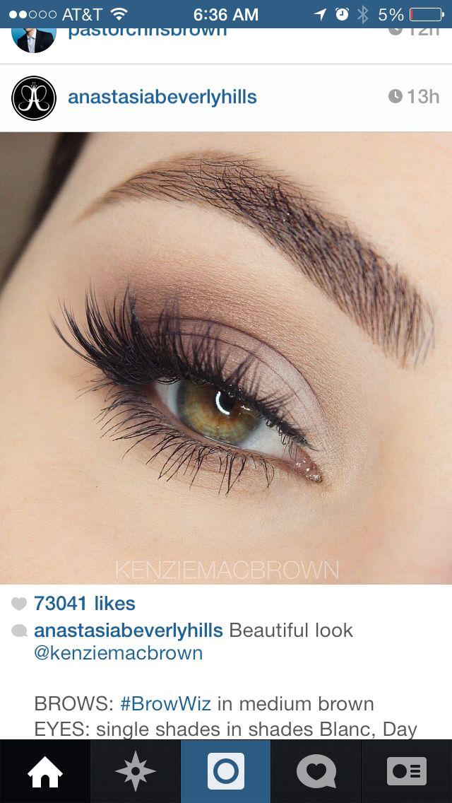 Awesome brow