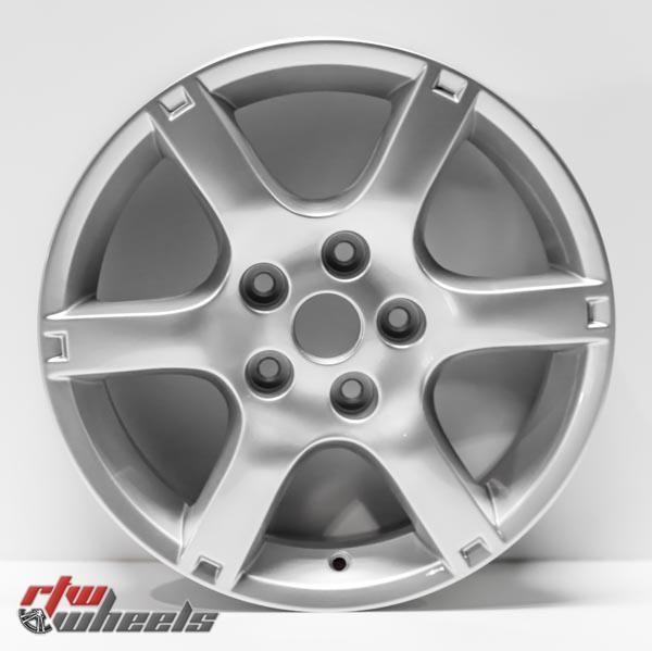 "16"" Nissan Altima oem replica wheels 2005-2006  for rims 62443 - https://www.rtwwheels.com/store/shop/16-nissan-altima-oem-replica-wheels-for-sale-rims-aly62443u20n/"
