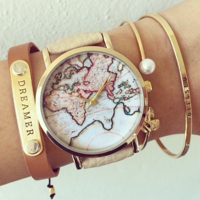 84 best luvvi9s watch luvvi9 images on pinterest vintage world map watch gumiabroncs Choice Image