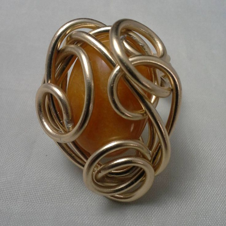 76 best Aluminum Wire Ring images on Pinterest | Wire rings, Wire ...