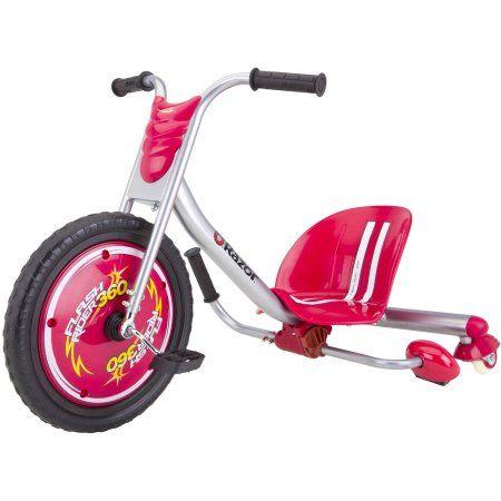 Razor FlashRider 360 Sparking Trike - Walmart.com