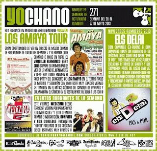 SANT GAUDENCI Rumba Catalana: YOCHANO nº271