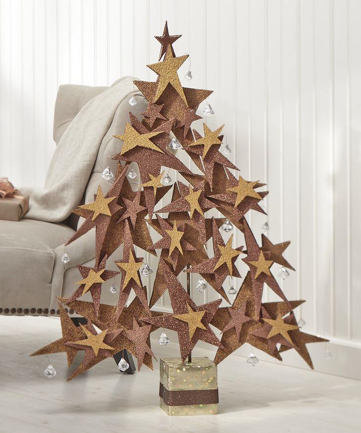FloraCraft® Star Tree #christmas #craft
