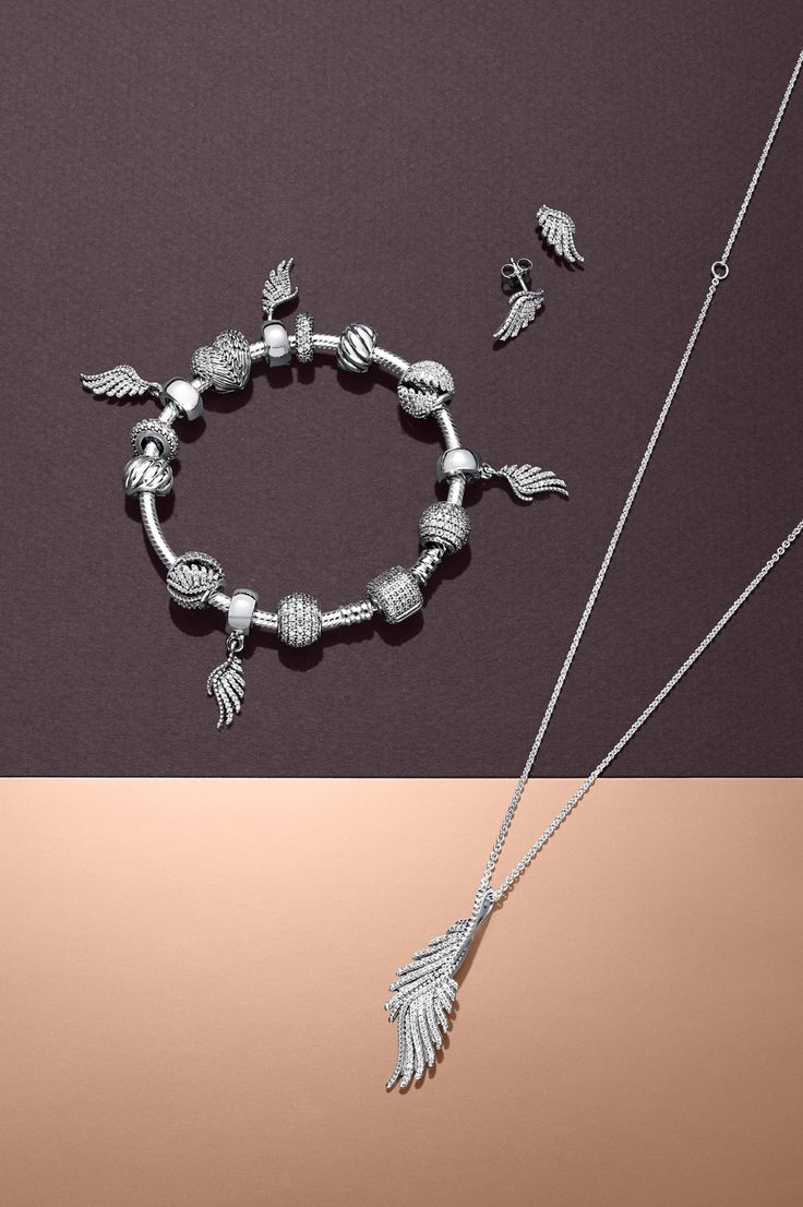 pandoras autumn collection 2015 is filled with amazing pieces inspired by elegant and floating feathers