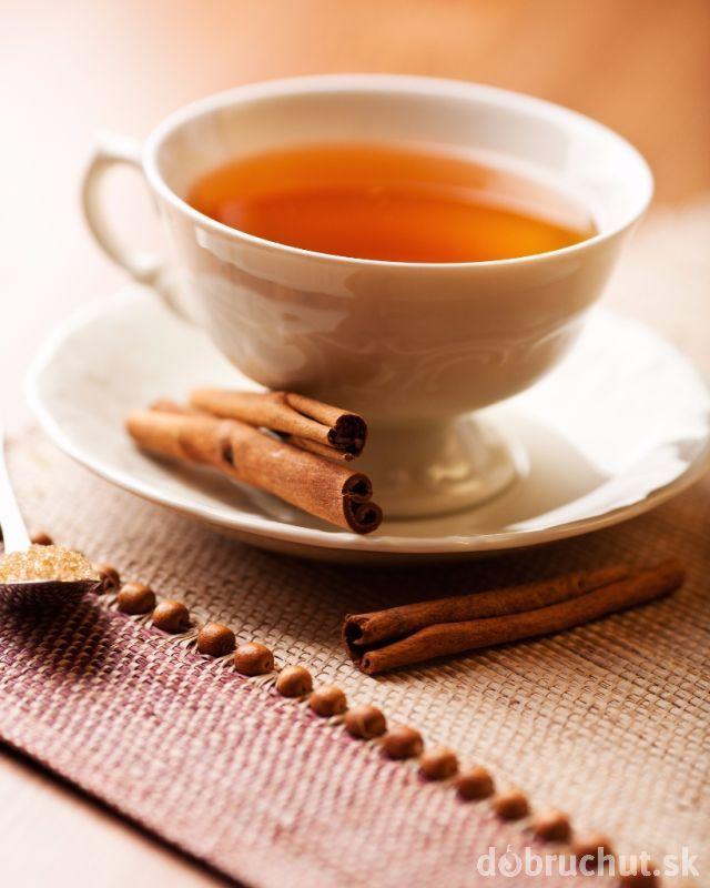 Čaj proti zvracaniu