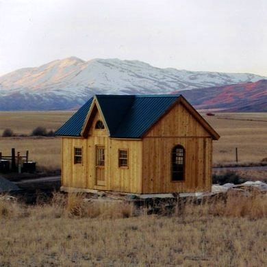 Cabin Kit Home