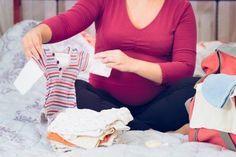 Wat moet er in de vluchttas voor de bevalling?