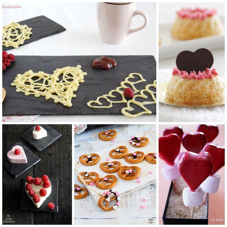 Mi Gran Diversión: Recopilatorio - Ideas San Valentin Day